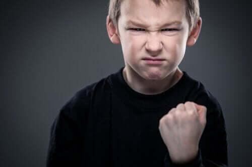 Diagnos och behandling vid trotssyndrom hos barn