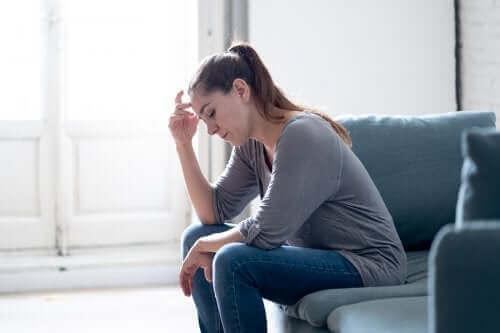 Förhållandet mellan fysisk smärta och ångest