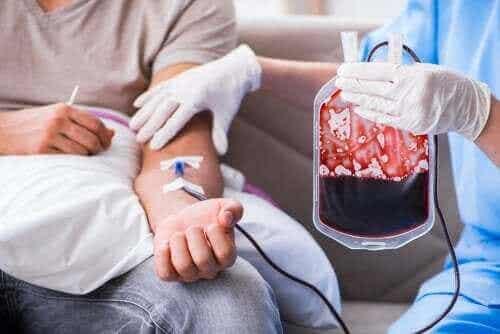 Fakta om blodtransfusioner: syfte och förfarande
