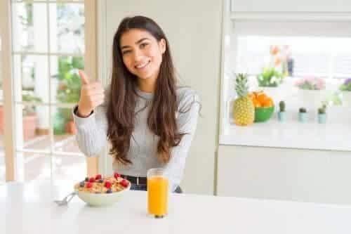 Inkludera dessa livsmedel för en hälsosam frukost