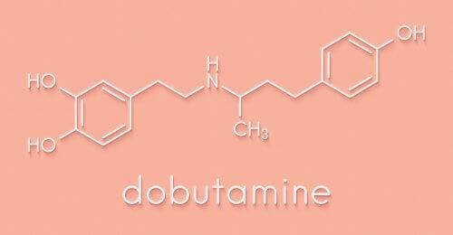 Vad använder man läkemedlet dobutamin till?