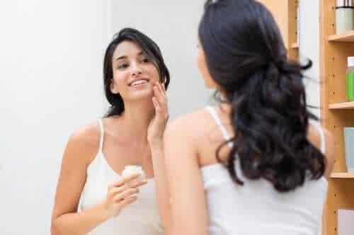 Sanningen om hudvård och hudens hälsa