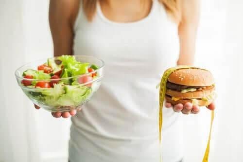 Förhindra fetma med denna typ av mat