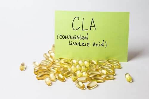 Hälsofördelarna med konjugerad linolsyra