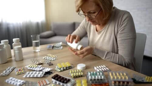 Hälsorisker med självmedicinering med olika läkemedel