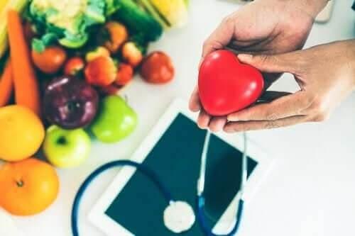 Mineraler som förebygger hjärt- och kärlsjukdomar