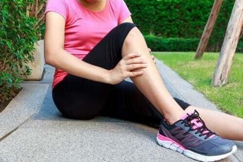 Fördröjd muskelvärk, eller träningsvärk