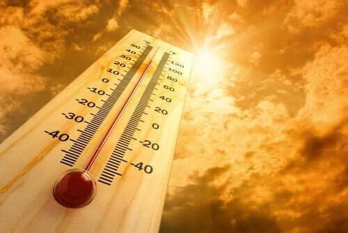 Upptäck effekterna av värme på kroppen