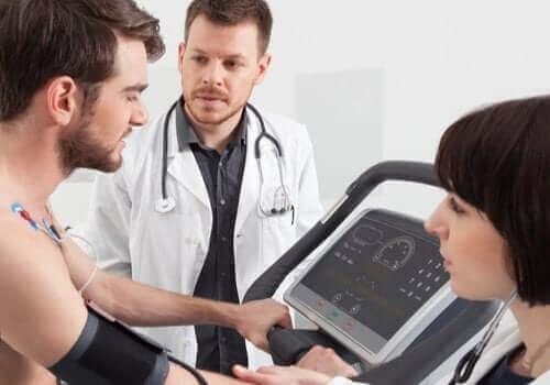 Hjärtrehabilitering - uppföljningsbehandling efter ingrepp