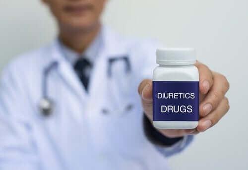 Ämnet diuretika - vad används det till?