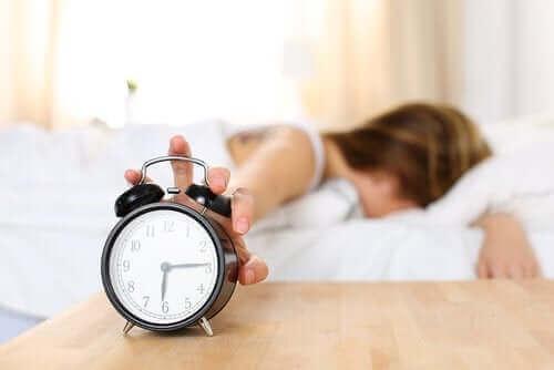 Anledningar till att du är trött när du vaknar