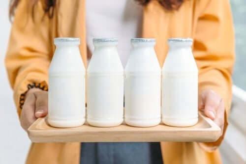 Mejeriprodukter - hög fetthalt eller låg fetthalt?