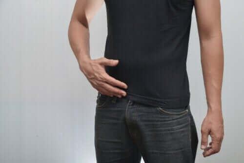 Den manliga bäckenbotten: allt du behöver veta