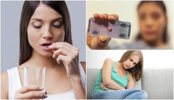 Effekter av akut p-piller på din kropp