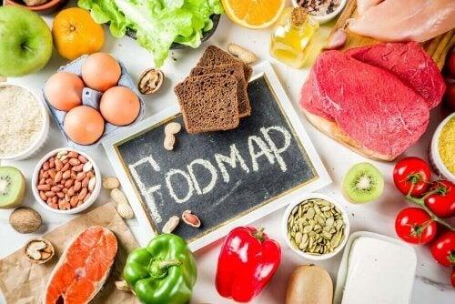 Livsmedel som man kan äta under FODMAP.