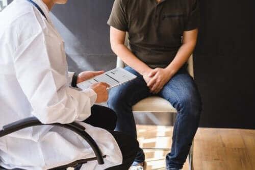 Knölar på penis - orsaker och behandling