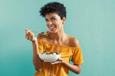 Placeboeffekten av mat: du är vad du tror att du äter
