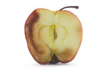 Konsekvenserna av att äta oxiderad frukt