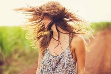 Ge liv åt ditt hår med lera och kokosolja