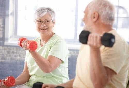 Hälsosamt åldrande - alternativ och behov