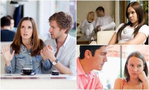Brottas du med svartsjuka i förhållandet?