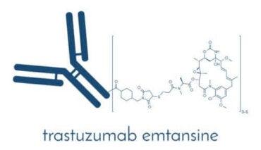 Vad är läkemedlet T-DM1 och vad används det för?