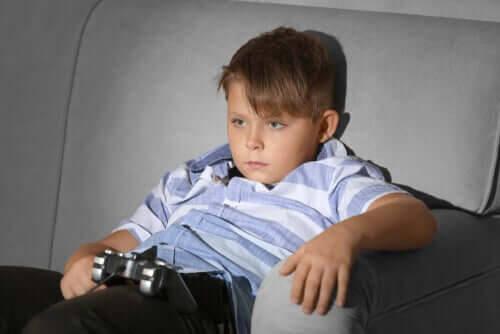 Fysisk inaktivitet hos barn - en växande epidemi