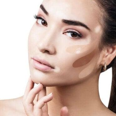 Korrigerande smink inom dermatologi