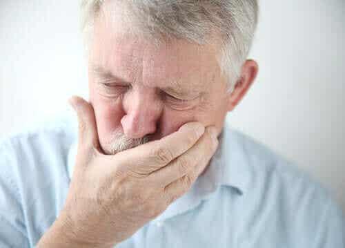 Förebyggande av illamående i samband med kemoterapi