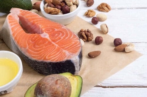 effekten omega-3 har på hjärnan: Mat rik på omega-3
