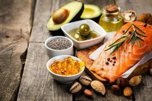 Effekten omega-3 har på hjärnan
