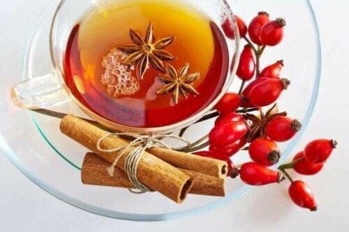 Fördelar och försiktighetsåtgärder med te på nypon