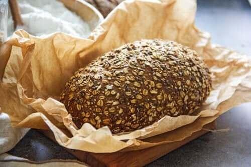 Bröd med få kolhydrater - 2 recept