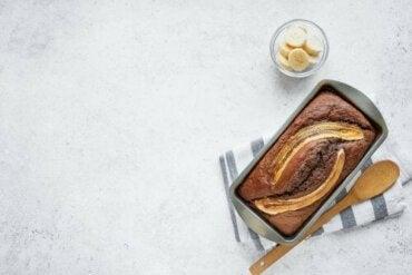 Prova på 3 läckra recept på bananbröd