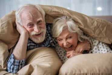 Sexualiteten i ålderdomen - vad händer?