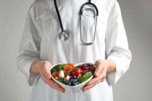 Ät hälsosamt för att hålla ditt hjärta friskt