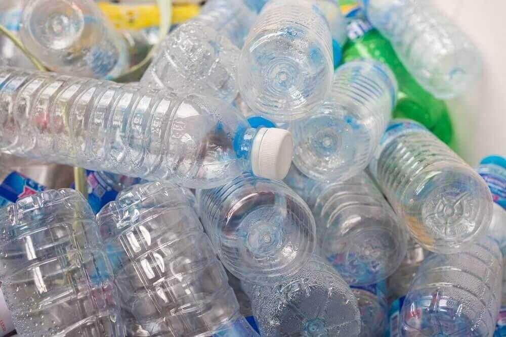 flaskor som innehåller obesogener den största fienden