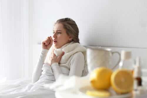 Behandling av olika typer av förkylningshosta