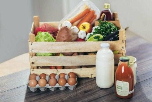 Hållbar kost: mat som gör livet bättre