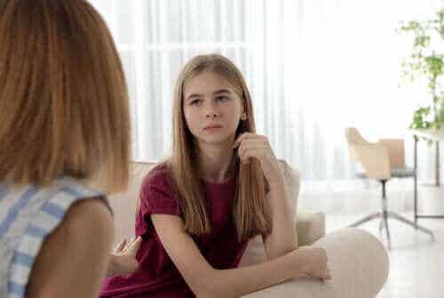 En ljugande tonåring - Ett mest fruktat scenario