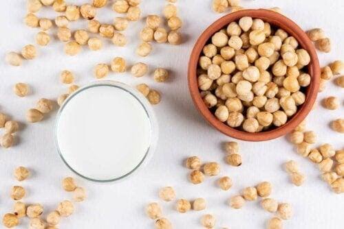 fördelarna med hasselnötsmjölk