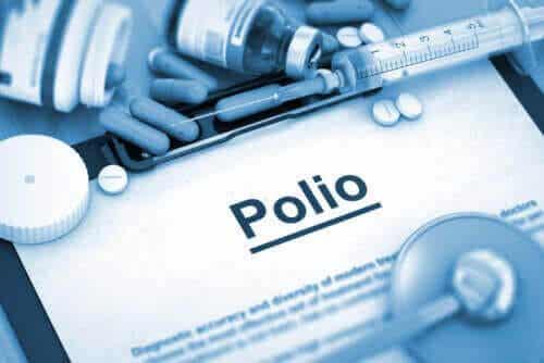 De olika typerna av poliomyelit (polio)