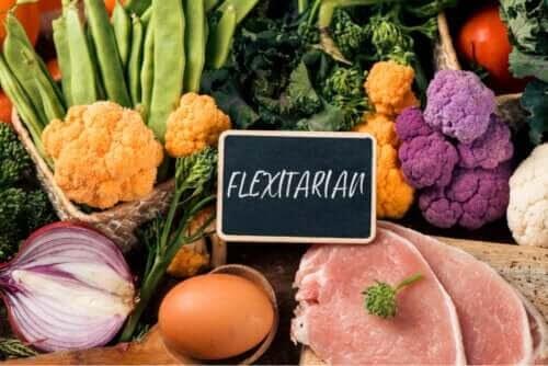 Upptäck fördelarna med flexitarianism