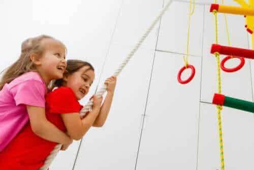 Crossfit för barn: upptäck fördelarna