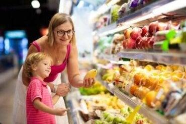 Bra näring för barn under sommaren: 7 tips