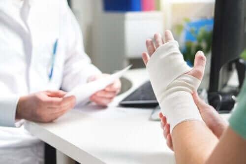 Diabetes ökar risken för frakturer: förebyggande åtgärder