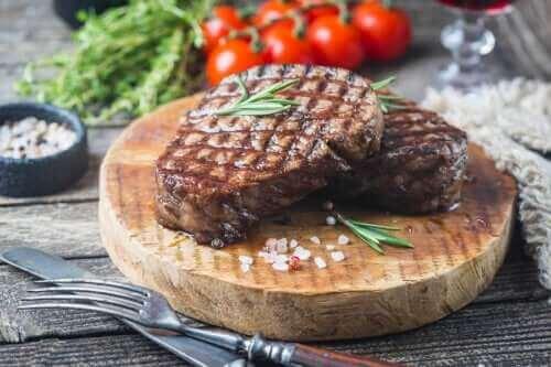 Hur mycket kött bör du äta per vecka?