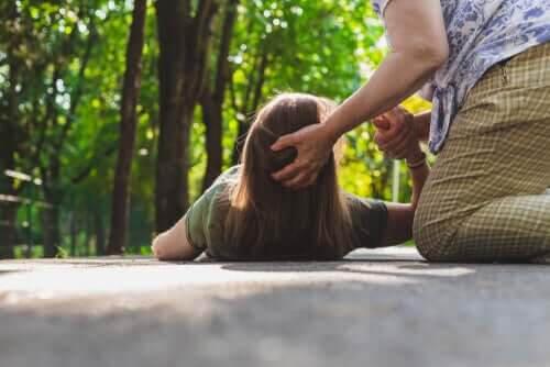 Epileptiska anfall - vad ska du göra?