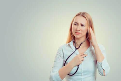 Överdriven oro för din hälsa