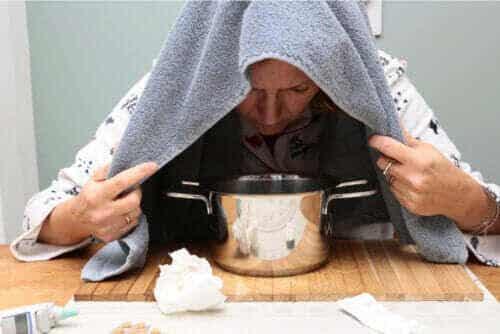 Eterisk oreganoolja för att lindra förkylningssymptom